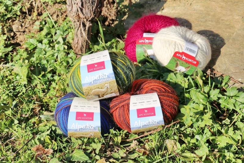 Apfelland-Alpaka Unsere Produkte